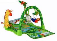 Развивающий коврик с подвеской Baby Toy JDL555-2