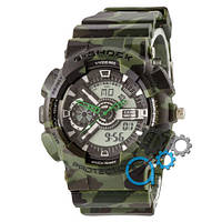 Casio G-Shock GA-110 G Military Dark Green