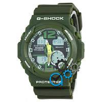 Casio G-Shock GA-150 Green