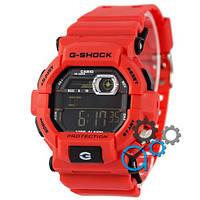 Casio G-Shock GD-350 Red-Black