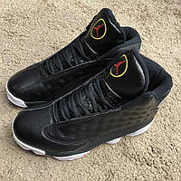 Кроссовки в стиле Jordan Air 13 Retro Bred BlackWhite