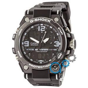 Casio G-Shock GST-1000 Black-White Metall