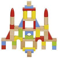 Конструктор деревянный goki Базовый маленький 58575