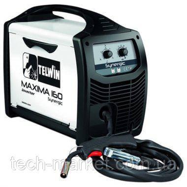 Сварочный полуавтомат TELWIN MAXIMA 160 SYNERGIC 230V