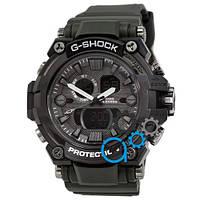 Casio G-Shock GWA-1045 Black-Militari Wristband