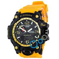 Casio G-Shock GWG-1000 Black-Orange Wristband New