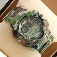Casio G-Shock GA-100A Militari Gray