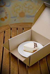 Коробки для тортов, чизкейков, пирожных 267*267*50(Упаковка 3 шт.)