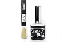 Гель лак Permanent nails 217, 7.3 мл.
