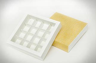 Коробки для конфет Узор (Упаковка 3 шт.)