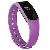 Фитнес-трекер Smart Band ID107 Пурпурный