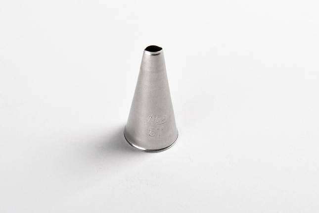 Насадка кондитерская Ateco метал. №57, фото 2