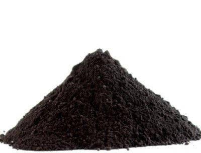 Какао-порошок алкализированный 10-12% (черный) Ibiza Natra Cacao 1 кг, фото 2
