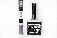Гель лак Permanent nails 200, 7.3 мл.