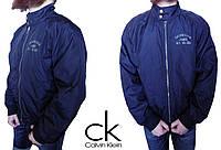 Куртка мужская Calvin Klein Оригинал р-р XL (сток, б/у) весна-осень, демисезонная на манжетах, фото 1