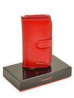 PODIUM Кошелек Canarie кожа ALESSANDRO PAOLI W21-17 red, фото 1