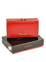 PODIUM Кошелек Canarie кожа ALESSANDRO PAOLI W2155 red, фото 1