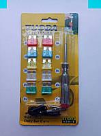 Автомобильный индикатор напряжения Tuoda Auto Tester