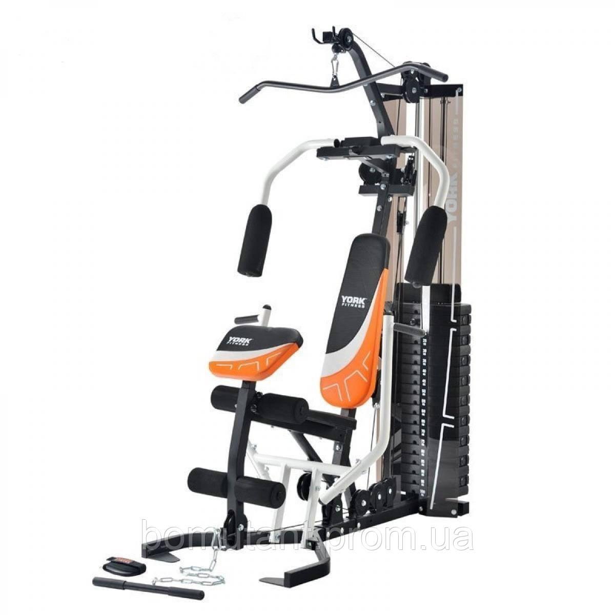 Силовая станция Perform Gym York Fitness