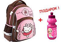 "Рюкзак школьный Hello Kitty HK18-518S, ТМ ""Kite"""