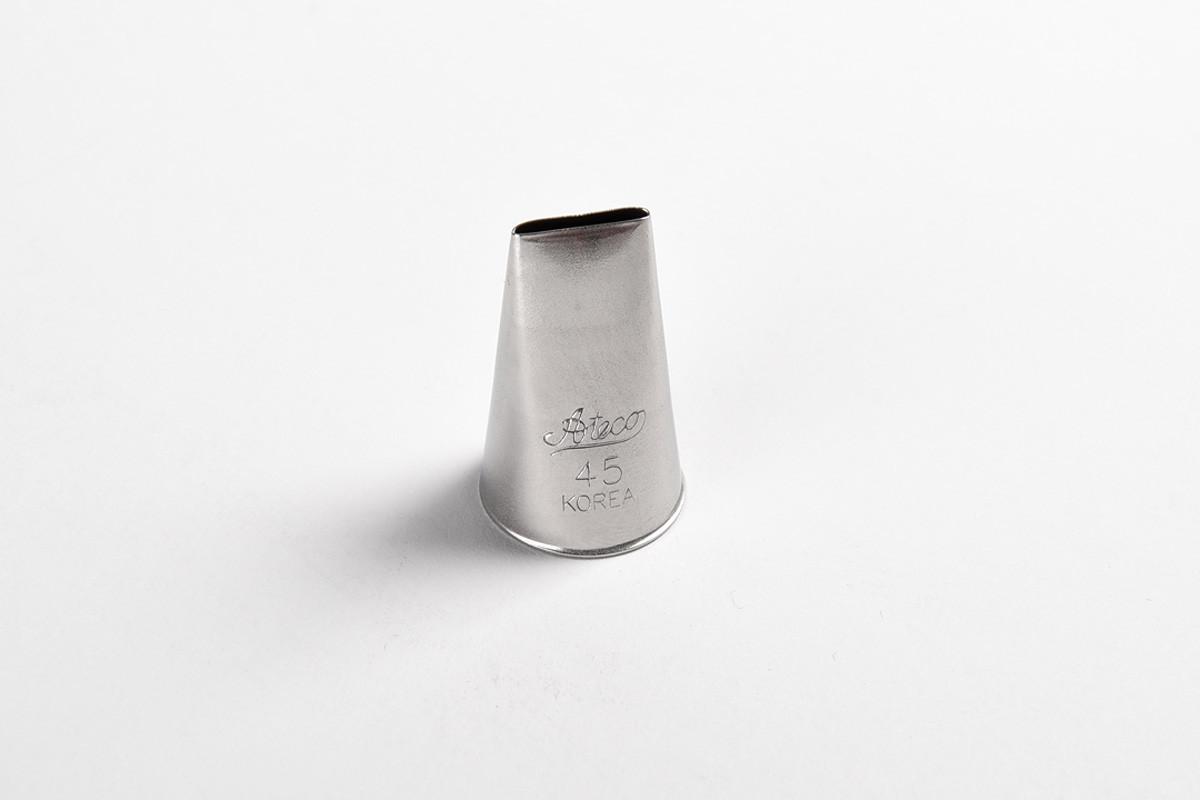 Насадка кондитерская Ateco метал. №45