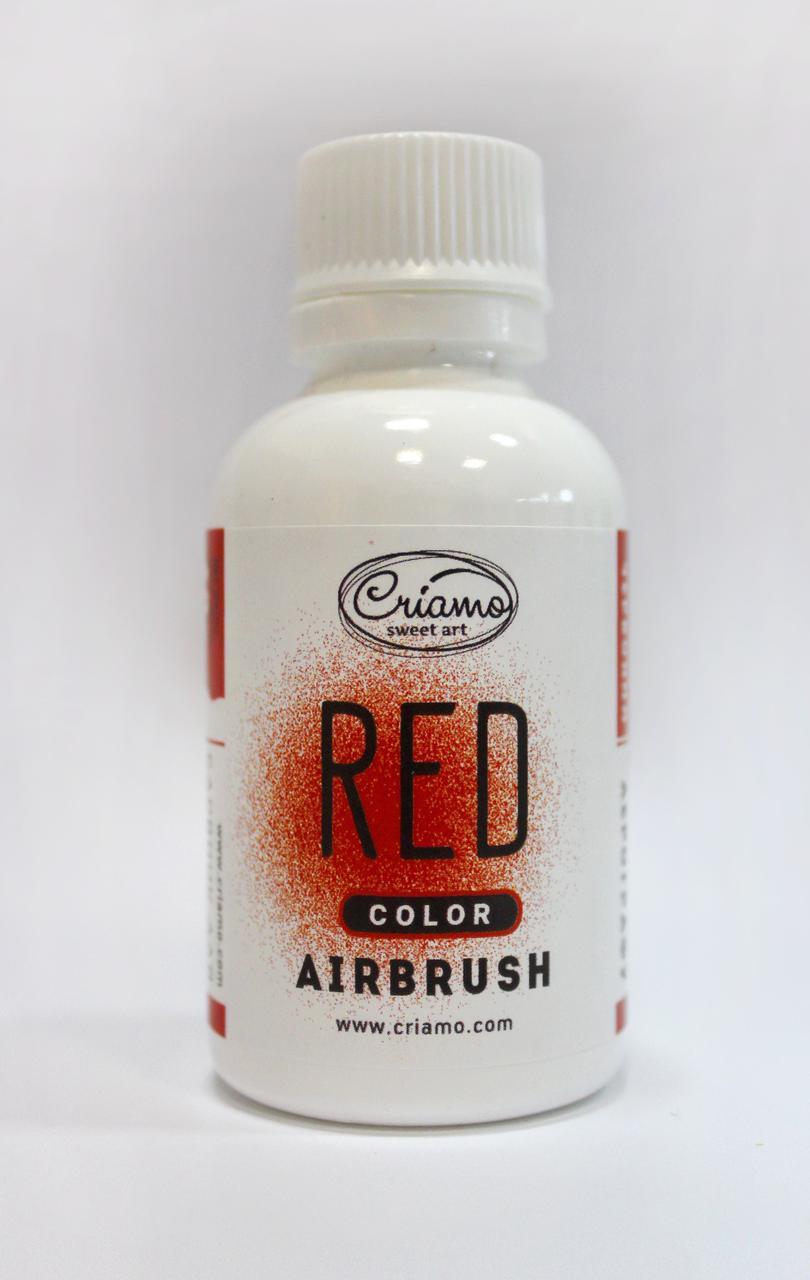 Краситель для аэрографа Criamo Красный 60 грамм