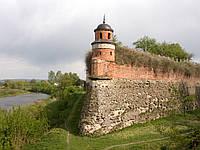 Тоннель любви: Дубенский замок, Таракановский форт