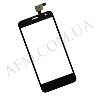 Сенсор (Touch screen) Alcatel 6012D One Touch Idol Mini чёрный