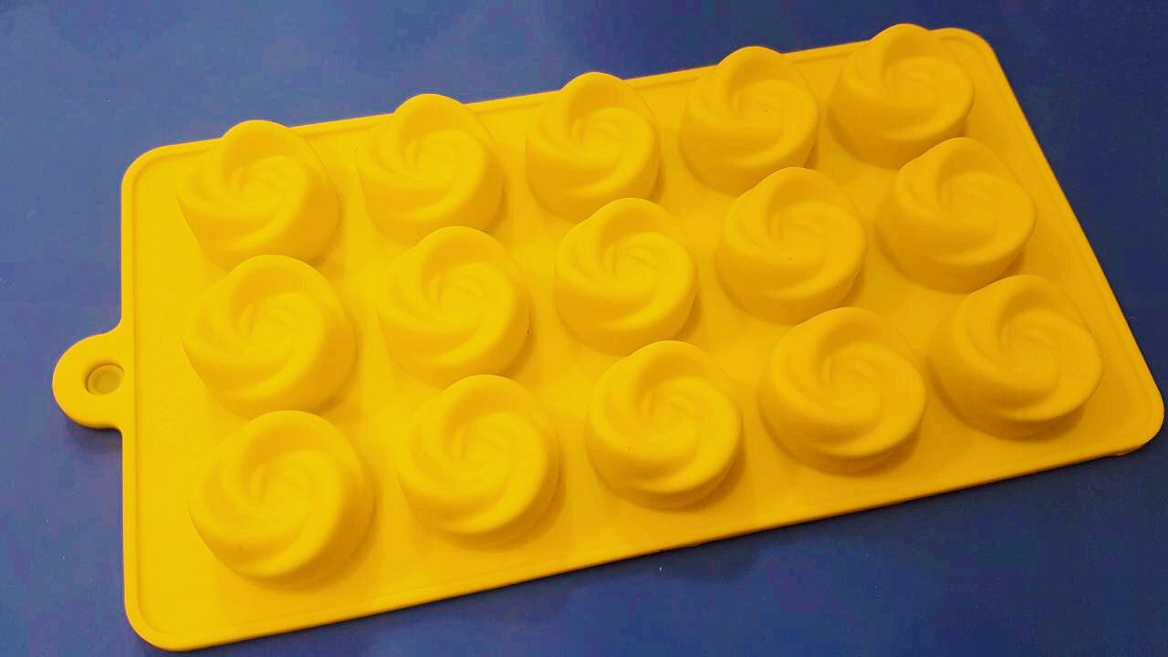 Форма силиконовая Мини Вихрь