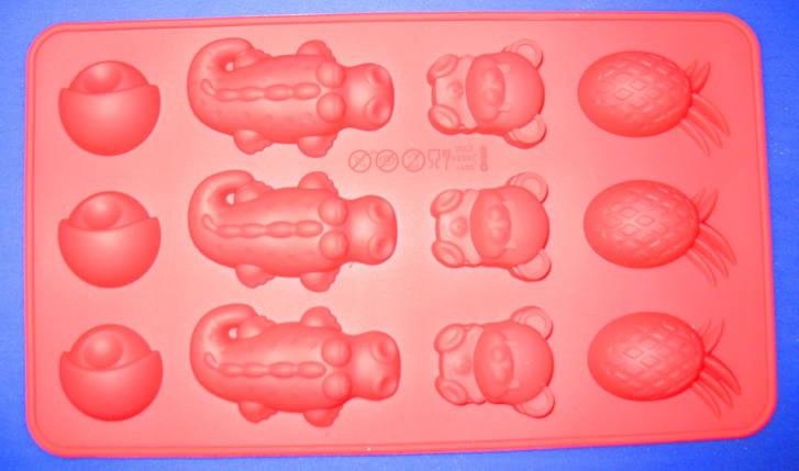 Форма силиконовая Африка, фото 2
