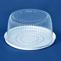 Пластиковая коробка для торта - 10 штук (205)