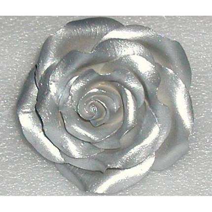 Гелевый пищевой краситель Серебро, фото 2