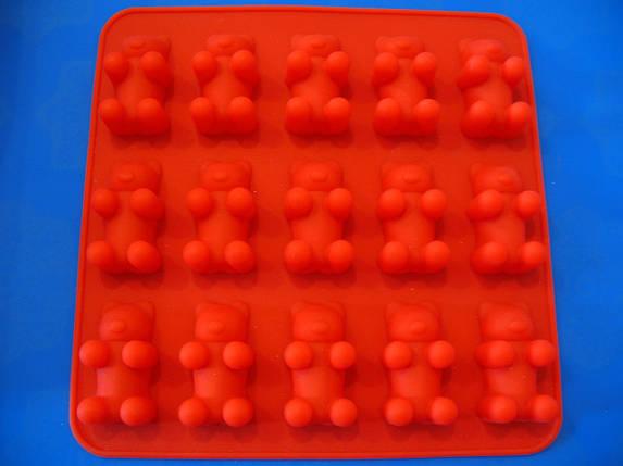 Форма силиконовая Мишки, фото 2