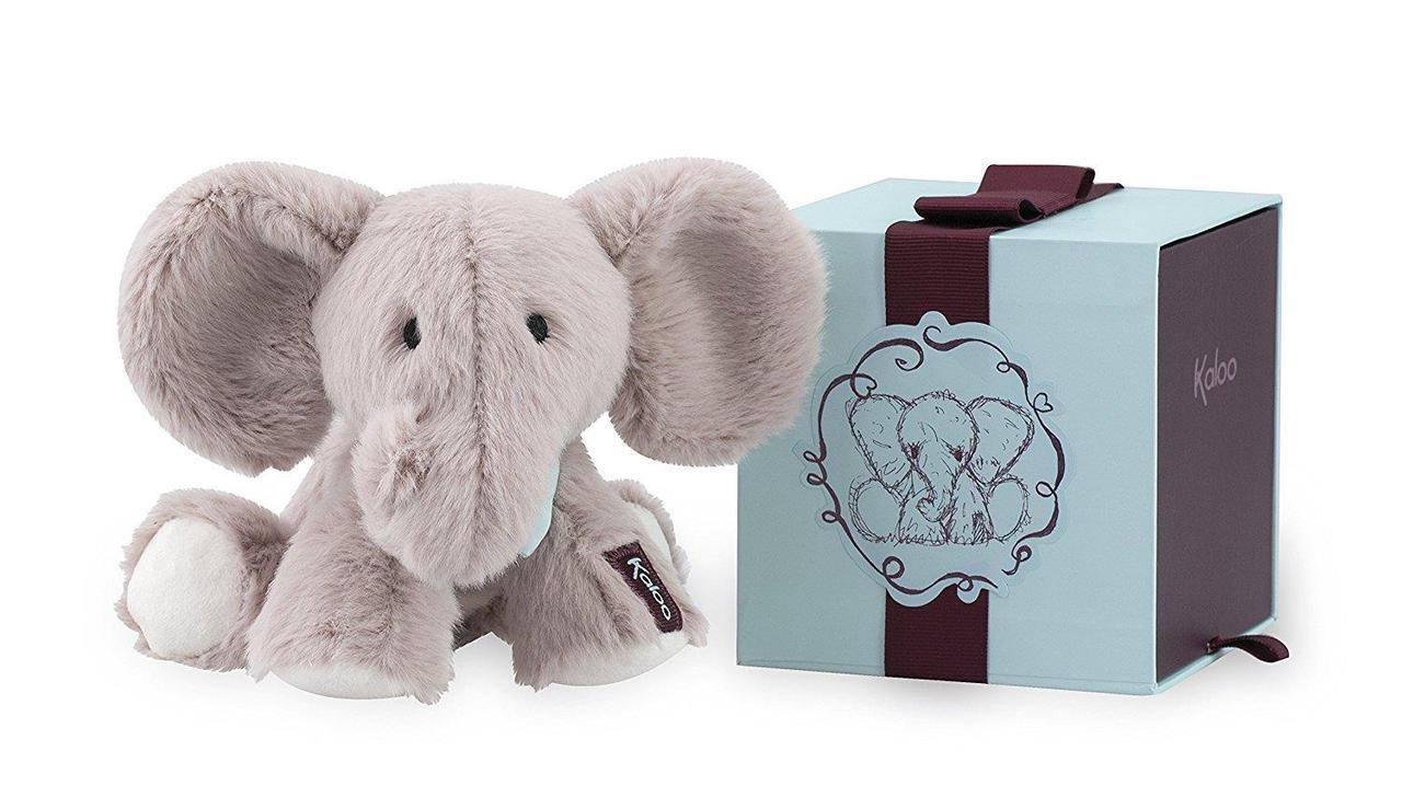 Мягкая игрушка Kaloo Les Amis Слон 25 см в коробке K969297
