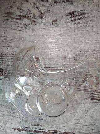 Форма для шоколада 3D коляска, фото 2