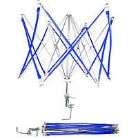 Образный зонтик шерстяной пряжи моталки с ручным управлением обмоткой поделки держатель вязания
