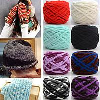 100г утолщенной суб-нить мягкого хлопка вязание шерстяной пряжи шарф шляпа свитер пряжи мяч