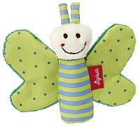 Мягкая игрушка sigikid Бабочка зеленая 9 см 41179SK