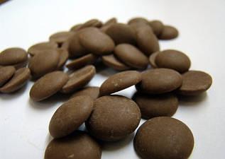 Шоколадные чипсы черные (1 кг)