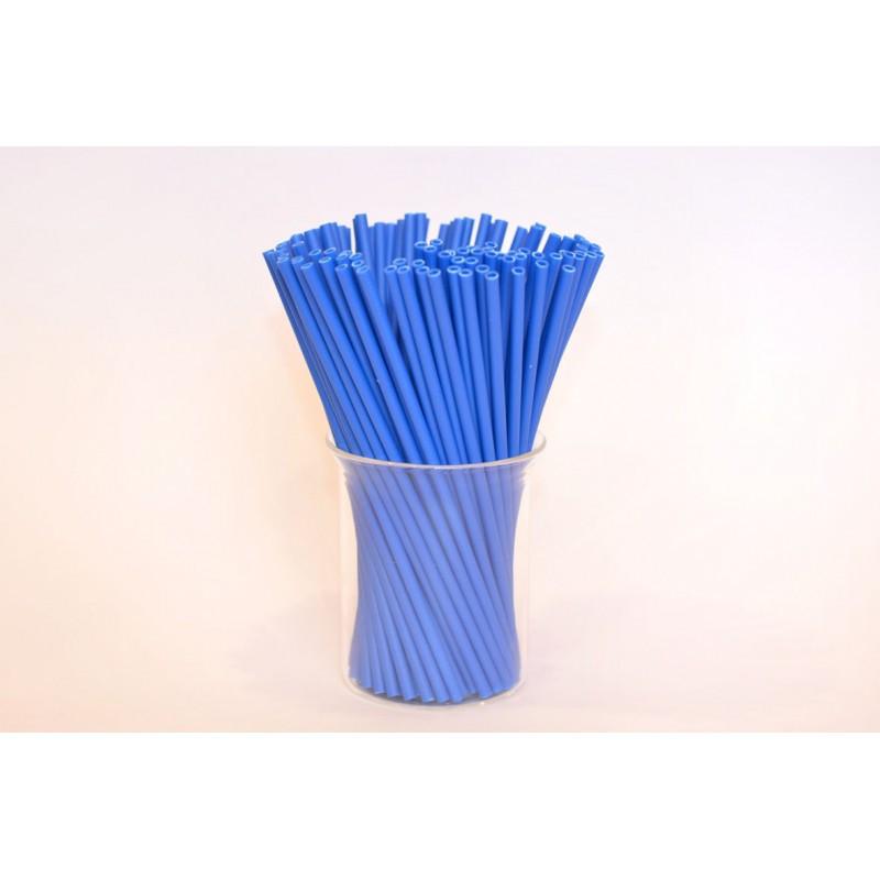 Палочки для кейк-попсов синие Украина 15 см