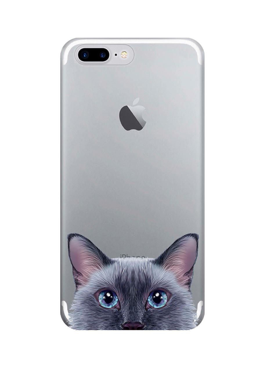 Чехол Print fashion для iPhone 8 Plus с принтом Кот (r_i 8)