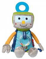 Мягкая интерактивная игрушка sigikid Робот 25 см 41673SK
