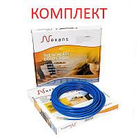 Электрический тёплый пол NEXANS TXLP/2R, 1500 Вт, 17Вт/м (КОМПЛЕКТ)