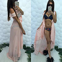 Пляжный халат Афродита