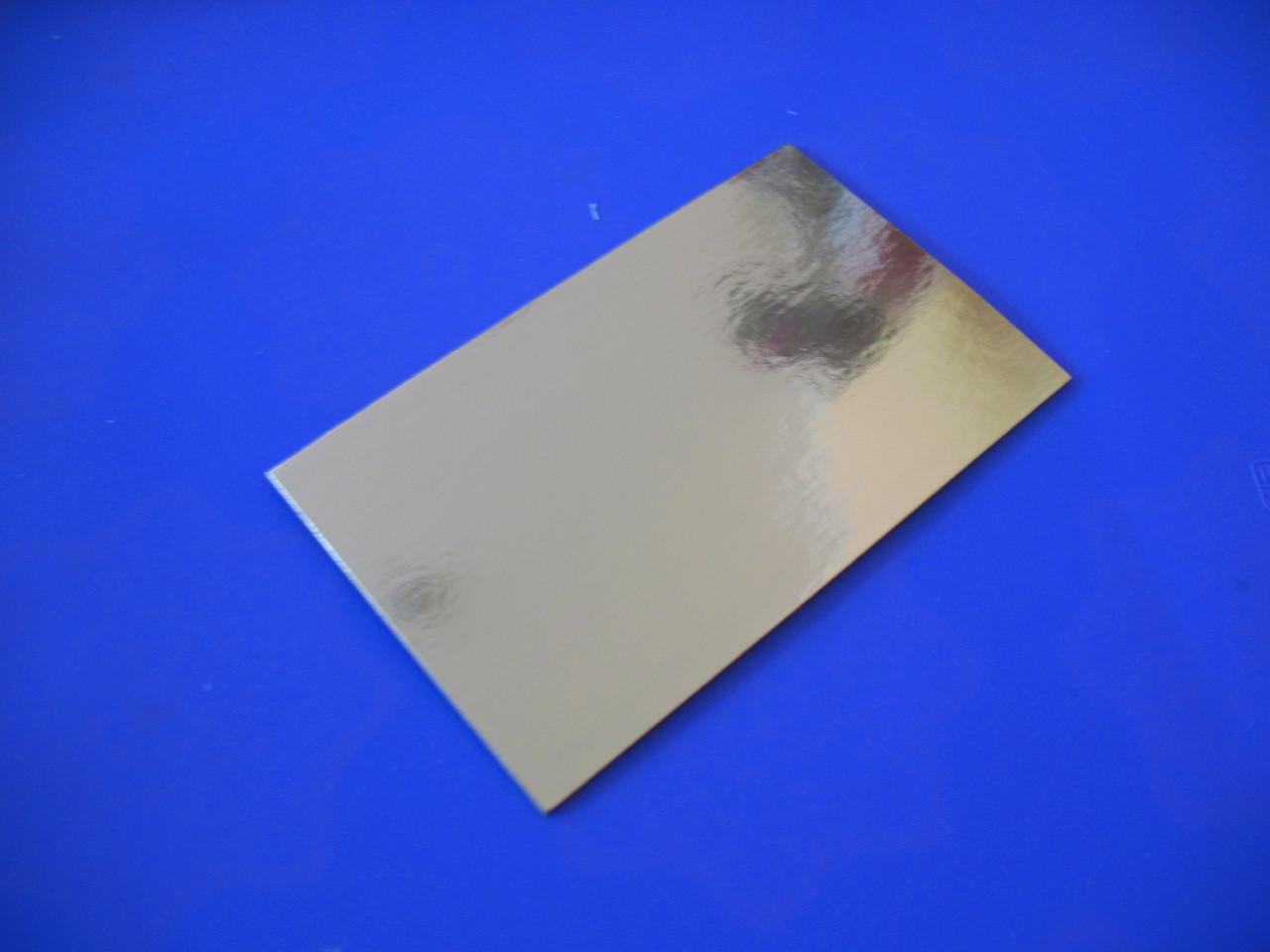 Подложка прямоугольная 6*10 см ( 50 шт)