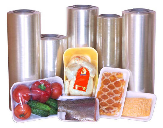 Пищевая пленка дышащая ПВХ, фото 2