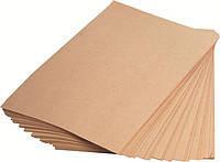 Пергамент коричневый листовой для выпечки: 420*600 мм (1 кг), фото 2