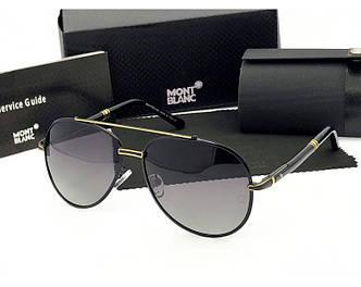 Солнцезащитные очки Montblanc (526) black SR-868