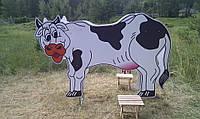 """Аттракцион """"Дойная корова"""""""