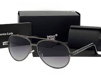 Солнцезащитные очки Montblanc (526) grey SR-869